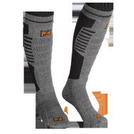 Mobile Warming MW19A10-17-15 Socks Heat M10-14