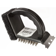 Progressive 15650 Grill Zone Combination Barbecue Grill Cleaning Brush