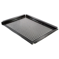 Progressive 16244 Grill Zone 12 By 16 Inch Porcelain Enamel Barbecue Grill Topper