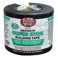 Protecto Wrap 844004SW Tape Building Super Stk 4X75ft