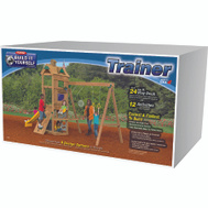 Playstar PS 7712 Playset Build Yourself Trainer (Additional Accessories And Lumber Required)