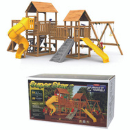Playstar PS 7725 XP Play Set (Additional Accessories And Lumber Required)