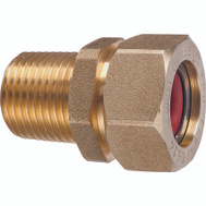 Pro Flex PFMF-1212 Pro-Flex Brass Male Fitting1/2