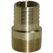 Water Source MA150NL 1-1/2 Inch Brass Male Adapter
