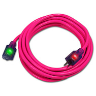 Century Wire D17445025 25 Foot 12/3 Pnk Ext Cord
