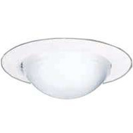 Cooper Lighting 172PS Halo 6 Inch Drop Opal Shower Trim