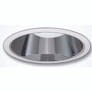 Cooper Lighting H7RT Halo 6 Inch Chrome Specular Reflector Cone