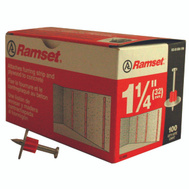 ITW Ramset 00800 1-1/4In Washered Pin (Box Of 100)