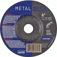 Norton 66252842011 4 By 1/4 By 5/8 Metal Aluminum Oxide Type 27