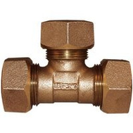 Legend Valve 313-434NL Tee Compression 3/4