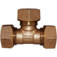 Legend Valve 313-435NL Tee Compression 1In