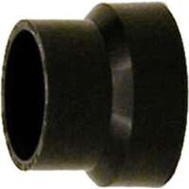 Ipex Canplas 103023BC 3 By 1 1/2 Abs Red Coupling