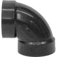 Ipex Canplas 102202BC 2 Inch Abs 90 Degree Vent Elbow