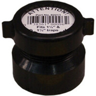 Ipex Canplas 102859ABC/102860 1-1/2 By 1-1/4 Abs Female Trap Adapter
