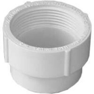Ipex Canplas 193701S 1-1/2 Inch Fitting Clean Out Adapter