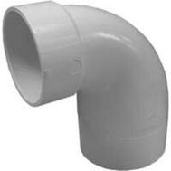 Ipex Canplas 193103 4 By 3 Inch Dwv Reducing Closet Elbow