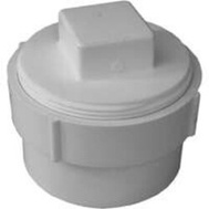Ipex Canplas 193704AS 4 Inch Fitting Clean Out Body
