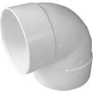 Ipex Canplas 414154BC 90 Degree Elbow Short Turn Pvc 4 Inch