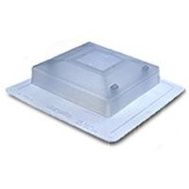Canplas 5975C Shed Skylight Vent 75 Square Inch