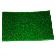 Essex Silver Line 1218THKG 12 By 18 Thick Nylon Pad Green