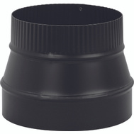Imperial Manufacturing BM0075 6 By 5 24 Gauge Black Reducer