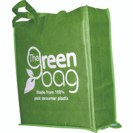 Dunn 11207 100% Recycled Reusable Large Shopping Bag