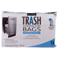Best Air WMCK1335012-6 Bag Compactor 9X17x15 12Ct 12 Pack