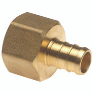 Conbraco APXFA1212 Apollo Adapter Pex 1/2In Brass Female (Bag Of 1)