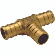 Conbraco APXT12 Apollo Fitting Pex 1/2 Inch Tee Brass (Bag Of 1)