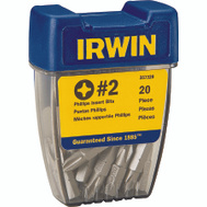 Irwin IWAF121PH220D #2 Phillips Insert Bits