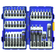 Irwin IWAF1333 33 Piece Impact Performance Series Screwdriver Bit Set