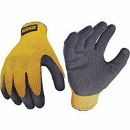 Radians DPG70XL DeWalt Rubber Gripper Gloves Extra-Large