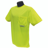Radians ST11-NPGS-L Shirt S-Sleeve Nonrated Grn Lg