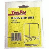 Toolpro 05122 18 Gauge 300 Foot Ceiling Wire
