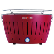 Grill Time UPG-R-13 Grill Portble Tailgater Gt Red