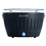 Grill Time UPG-G-13 Grill Portbl Tailgater Gt Gray