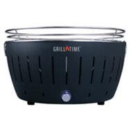 Grill Time UPG-G-18 Grill Charcl Portble Gtx Gray