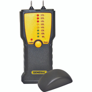 General Tools MM1E Meter Moisture Led Output