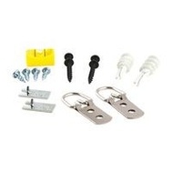 Hangman Products HDKT D-Ring Kit Hvy-Dty 100 Pound 13Pc