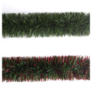 Dyno Seasonal 100809-66CC 9 Foot GRN Fluf Tins Garland