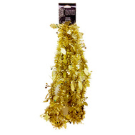 Dyno Seasonal 125510-0972 10 Foot GLD Tinsel Garland
