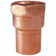 Elkhart 30110 1/4 Inch Copper Female Adapter