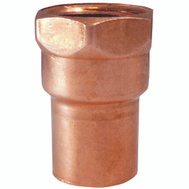 Elkhart 30120 3/8 Inch Copper Female Adapter