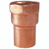 Elkhart 30130 1/2 Inch Copper Female Adapter