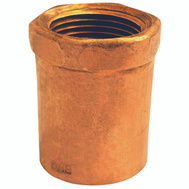 Elkhart 30134 1/2 By 3/4 Inch Copper Female Adapter