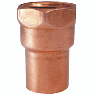 Elkhart 30180 1-1/2 Copper By Female Adapter