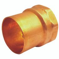 Elkhart 30236 Adapter Female St Copper 1/2