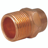 Elkhart 30290 1/4 Inch Copper Male Adapter