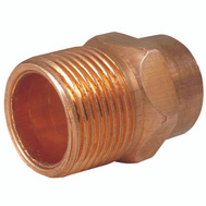 Elkhart 30300 3/8 Inch Copper Male Adapter