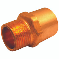 Elkhart 30318 1/2 By 3/8 Mpt Adapter